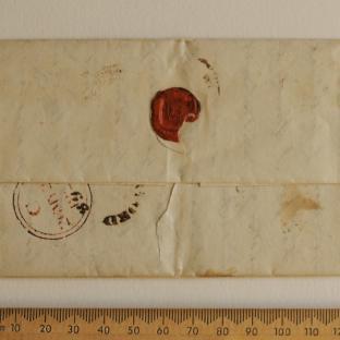 Bevan letter - 25 May - back