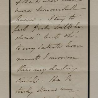 Bevan letter - 8 Dec 1856 - page eight