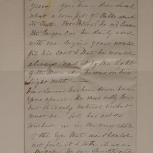 Bevan letter - 16 Dec 1856 - page four
