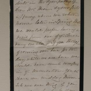 Bevan letter - 16 Dec 1856 - page five